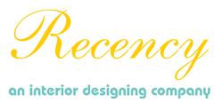 Recency An Interior Designing Company Logo